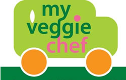My Veggie Chef Logo