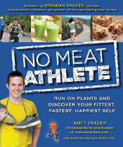 No Meat Athlete Book Cover