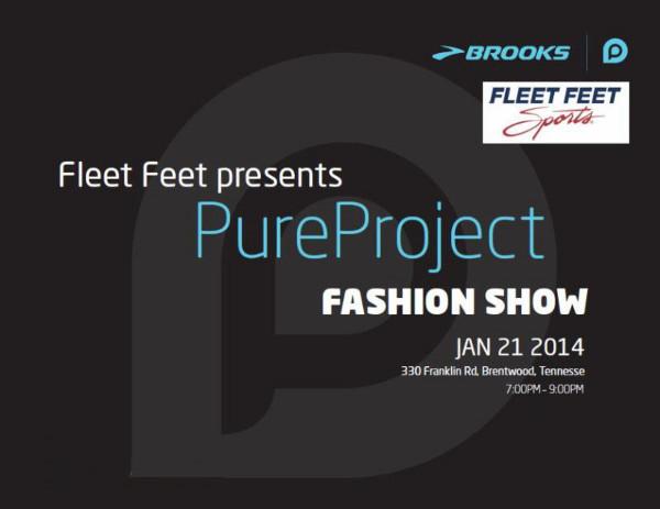 Pure Project Fashion Show