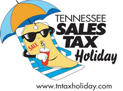 TN Sales Tax Holiday logo